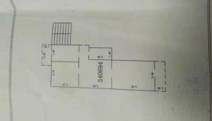 老丹兰附近 田家巷3号院 6楼 顶层 66平米 60万 2室 南北通透