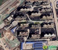 梦湖孔雀城卫星图(2019.3.12)
