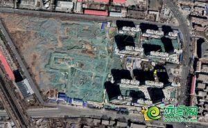 荣盛城卫星图(2019.3.12)