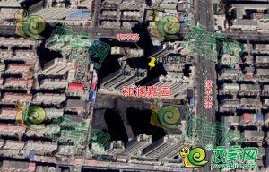 和潤嘉園衛星圖(2019.3.12)