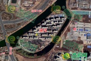 澜湾卫星图(2019.3.12)