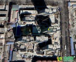 碧桂园天誉卫星图(2019.3.12)