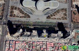 环球中心卫星图(2019.3.12)