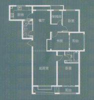 安聯水晶坊南北通透3居室小高層西樓頭看房方便