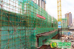 国瑞瑞城10#工地实景图(2019.05.13)