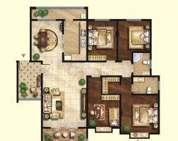 左岸枫桥南北通透4居室双阳台小高层能贷款