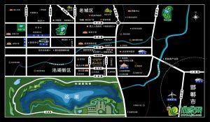 澜山悦府区位图