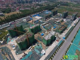万浩锦城实景图(2019.6.9)