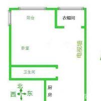趙都新城星魔方 復式loft公寓 首付5萬起單價6500左右