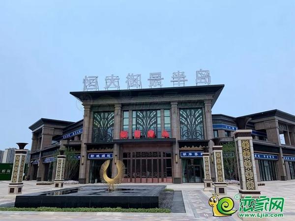 惊艳!邯郸这么多美丽的售楼部,你更喜欢哪个?