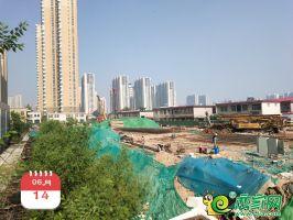 汉成华都12#楼实景图(2019.6.15)