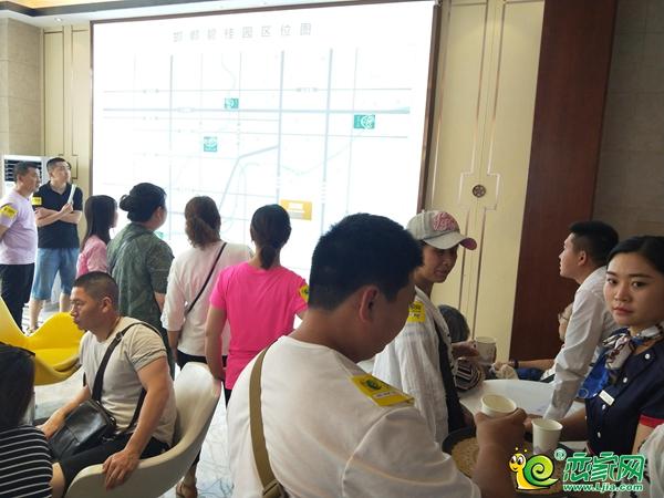 恋家网6月23日东线看房团圆满结束,劝你买房乘早