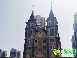 邯鄲東區建安路天主堂