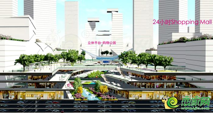 邯鄲東區規劃(二)活力走廊實景曝光,規劃令人向往!