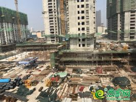 國瑞瑞城工地實景圖(2019.7.13)