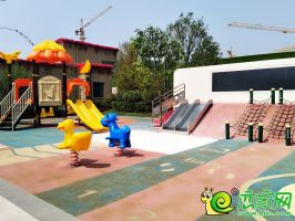 盛世天城園林展示區(2019.7.13)