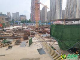 汉成华都1#实景图(2019.8.1)