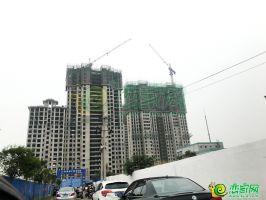 万腾凤凰城工程进度实景图(2019.06.30)
