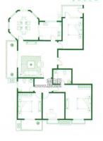 公司房源園林景觀小區天澤園小區有證可貸款大四居精裝修