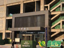 阳光新卓广场实景(2019.8.13)