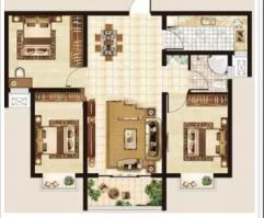 萬浩金百合北區全款包更名頂層總價低準現房