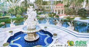 恒大御景半岛实景图(2019.08.17)