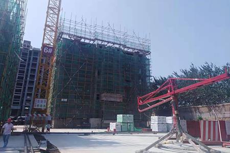 葫芦播进度:泽信·和熙府8月最新施工进度统揽