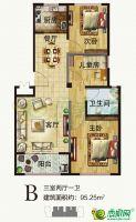 公寓B戶型