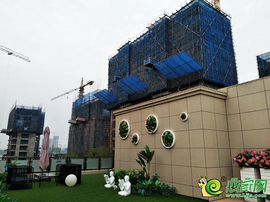 东麟府工程实景(2019.8.24)