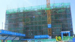 西部美的城工程实景(2019.08.29)