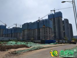 东部美的城实景图(2019.9.5)