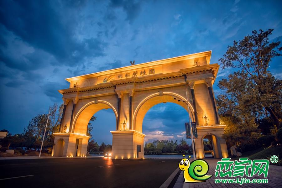 金科碧桂园·翡翠郡实景图(2019.9.12)
