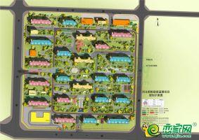 金科碧桂园翡翠郡规划图