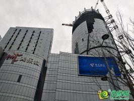 环球中心实景图(2019.09.14)