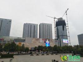 环球中心实景图(2019.09.15)