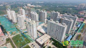 民生城市主人航拍圖(2019.9.7)