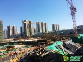 安聯九都漫城實景圖(2019.09.23)