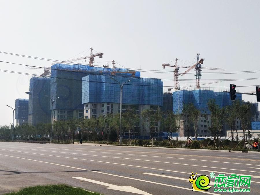 东麟府实景图(2019.09.25)
