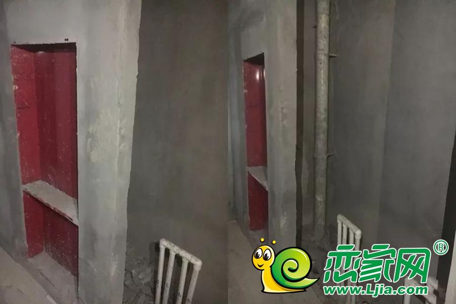和润嘉园7号楼实景(2019.09.25)
