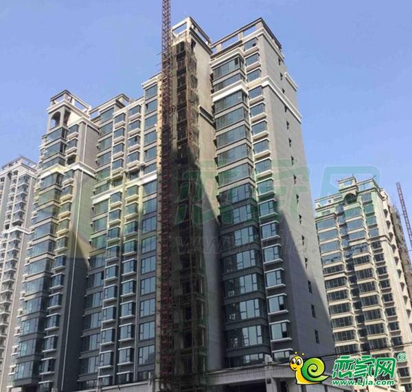 盛瑞华庭:邯郸中海华庭开发商严重违规