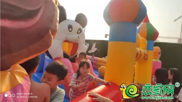邯郸首届玩博会火爆进行中 | 嗨玩国庆,尽玩童年