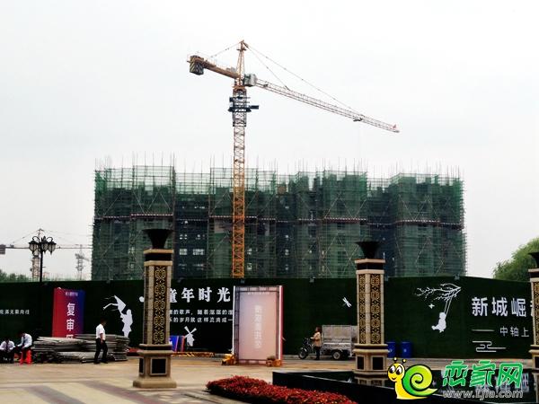 做生意赚钱:恋家追踪17期:邯郸各区域64个楼盘最新施工进度