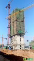 26號樓建至17層(2019.10.27)