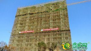 39号楼建至16层(2019.10.27)