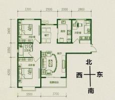 赵都新城10号地揽和园 有房证送车位 全明户型可以贷款