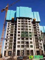 5#建筑主体至14层(2019.11.17)