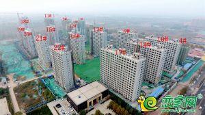 民生城市主人航拍圖(2019.11.16)