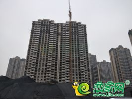 恒大翡翠华庭实景图(2019.11.17)