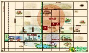 榮盛錦繡學府區位圖