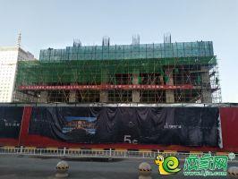 恒大城市广场实景图(2019.11.20)